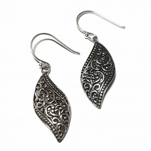 Curved Leafs jewelfort.com (Earrings | Rings | Bracelets | Gemstones | Jewellery | Jewelry) Jewelfort | Jewel Fort | Women Jewels