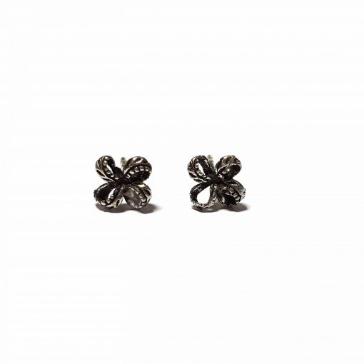 Sterling Silver Silver  Wind Earrings Ethnic small earrings silver gifts gifts jewellery Pack Of 1 Pair Earrings Ideal for Women::Girls